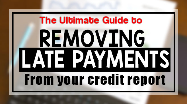 remove late payments